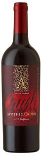 Apothic Crush Limited Release 2013 750ml - Case of 12